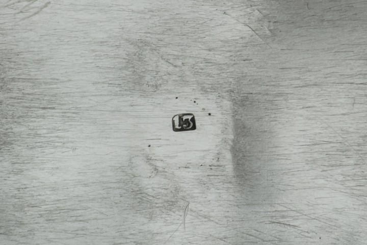 Srebrna sosjerka z chochelką, Niemcy